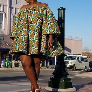 Dresses & Skirts - Ankara dress